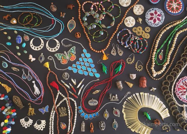 an appealing assortment of Tika treasures