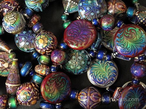 new mirage bead styles