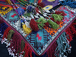 vintage Central and South Asian Textiles