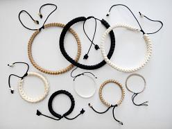 Assorted Snake Vertebrae Jewelry