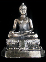 Buddha, upon whose teachings Buddhism was founded