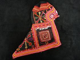 Vintage Tribal Child