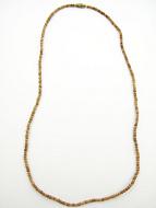 3mm sandalwood necklace