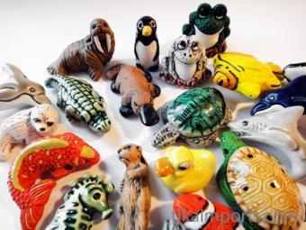 Critter Beads Aquatic Assortment