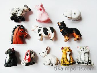 Critter Beads Barnyard Assortment
