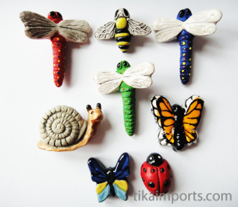 Critter Beads Insects Assortment