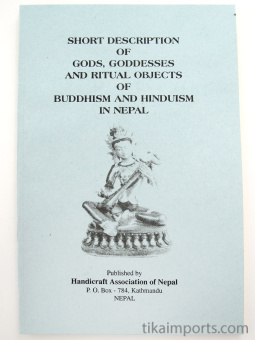 cover of gods and goddesses book