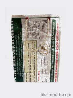 Medium Jan Sandesh Newspaper Gift Bag
