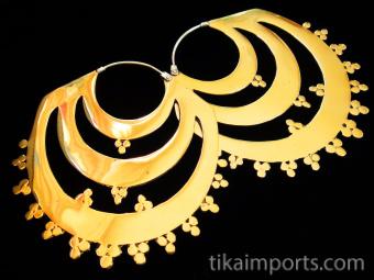 reverse of earrings