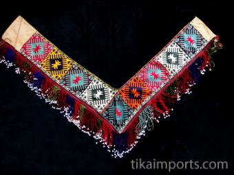 view of entire Traditional Saye Gosha textile