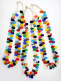3 Mali Wedding Bead strands to show variety, antique African trade beads
