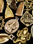 Brass Deity Pendant Best-Seller Assortment