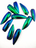 pack of 10 emerald beetle wings