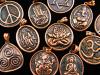Copper Amulet Pendants