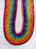 3mm Rainbow Bone Necklace selection