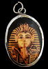 King Tutankhamun, the famous young Pharaoh of the 18th Dynasty in Egypt