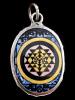 The Yantra Mandala from Tibetan Buddhism.