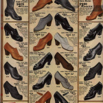 vintage boot avertisements
