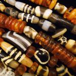 antique beads
