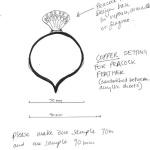 pendant design sketches