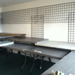 tables and grids set up