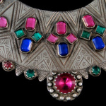 Antique Silver Afghani Torque