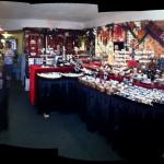 panoramic view inside Tika's Showroom in Tucson