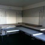 setting up tables and grids in Tucson