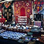 Tika's merchandise on display in Tuscon
