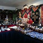 Tika's showroom set-up in Tucson