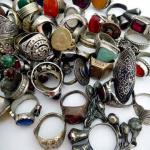 Vintage Tribal Afghani Gypsy Rings