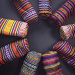 Bhutanese Zipper Pouches