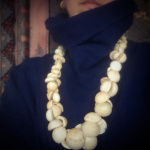 Antique Mauritanian Shell Strand