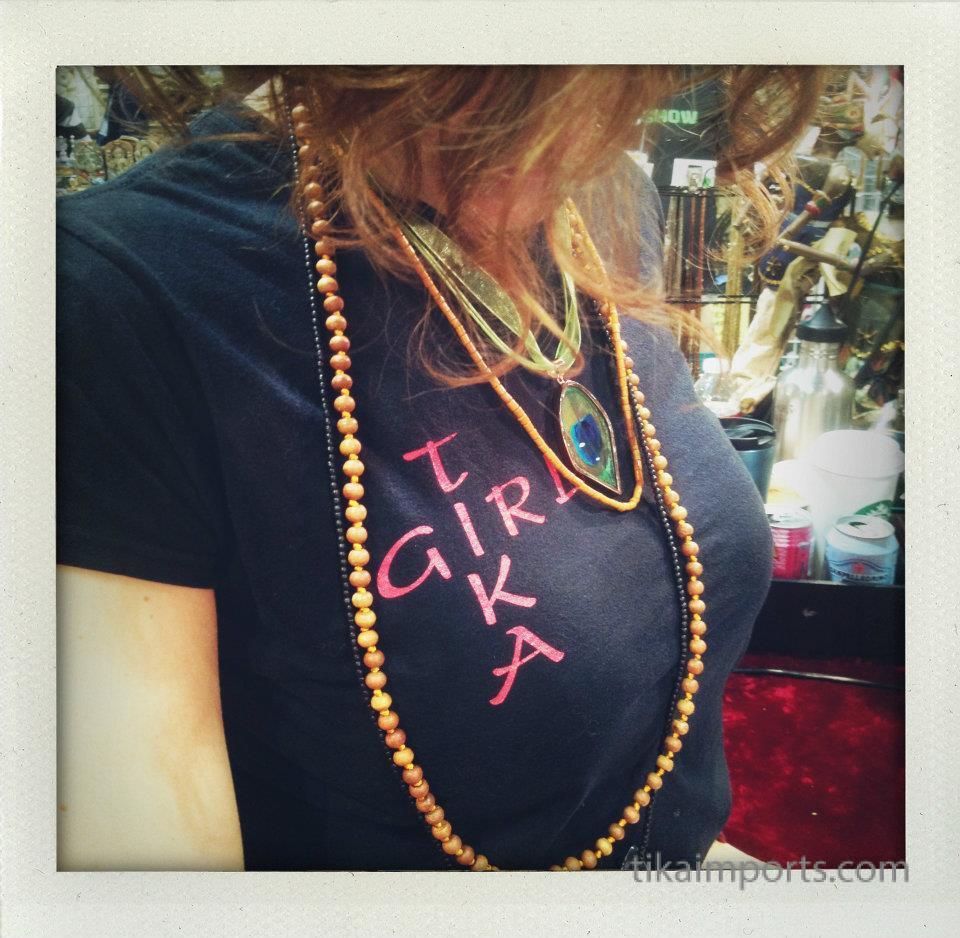 Tika girls adorned