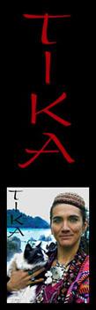 Tika Imports Logo & Julie Portrait